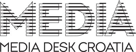 MEDIA DESK CROATIA LOGO